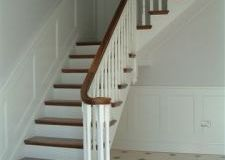 Bespoke Staircase design from Clonmines Joinery Ltd