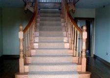 Georgian Staircase design from Clonmines Joinery Ltd