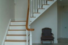 Traditional Staircase design from Clonmines Joinery Ltd